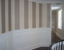 Custom Paneled Walls