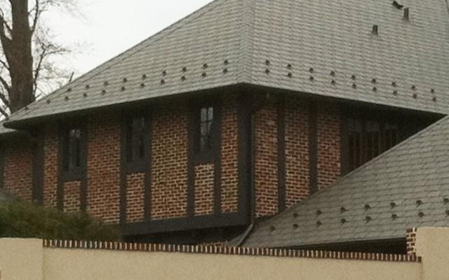 Tudor Exterior Trim